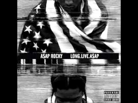 Ghetto Symphony by A$AP Rocky feat. Gunplay and A$AP Ferg (Chopped and Screwed)