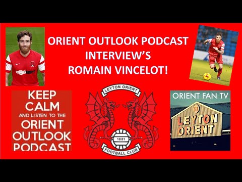 Orient Outlook Podcast - Interview's ROMAIN VINCELOT!