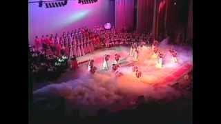 돌나라 예술단의 부채춤