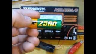 Как восстановить аккумуляторы NiMH и NiCd (АА, ААА)