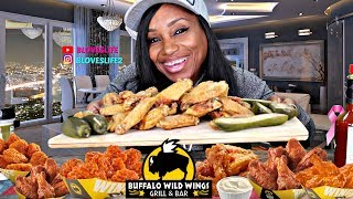 Buffalo Wild Wings Salt n Vinegar Video