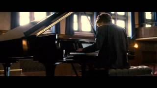 Jesse Eisenberg the piano (Why Stop Now) [music by Jay Israelson]