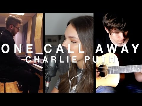 One Call Away - Charlie Puth Cover
