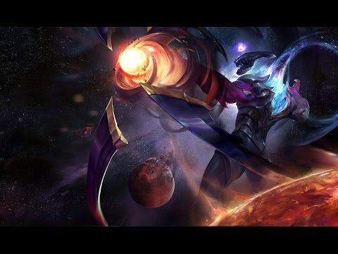Dark Star Varus ADC Gameplay PBE