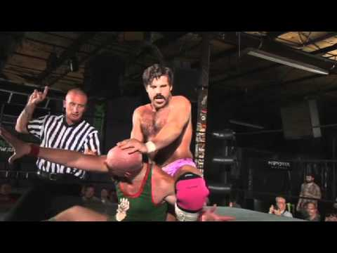 """Man Scout"" Jake Manning vs. Joey Ryan"