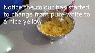 Making homemade pure fresh Butter !