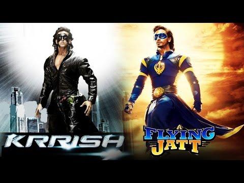 The Flying Jatt V/s Krrish | Tiger Shroff...