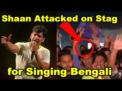 Shaan Attacked on Stage for Singing Bengali Song During Assam Concert Mp3