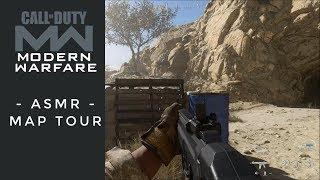 (ASMR) Modern Warfare: Azhir Cave | Map Tour