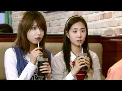 Yuri & Sooyoung (SNSD) Unstoppable Marriage E099 Apr01.2008 GIRLS