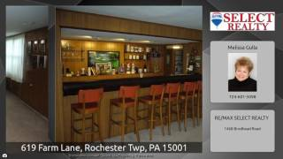 619 Farm Lane, Rochester Twp, PA 15074