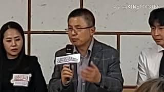 청년 창업 소상공인 토크 콘서트 ㅡ황교안 자유한국당 대…