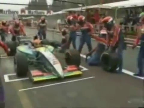 Tribute to Eddie Irvine