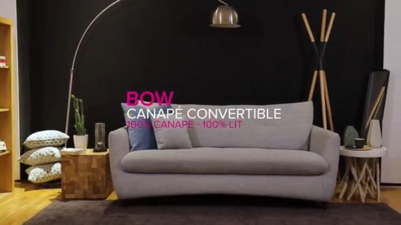 laminuteconvertible ep 6 bow canape convertible la maison convertible
