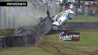 Holden Racing Team strikes back at Sandown - V8 Supercar Australia Race 20 en PRMotor TV Channel