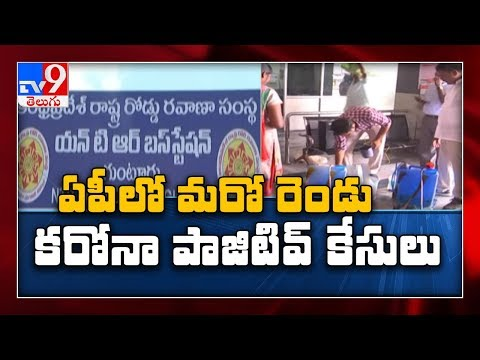 COVID-19 cases in AP rises to 13 as one more tests positive - TV9