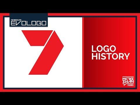 Seven Network Productions Logo History | Evologo [Evolution of Logo]