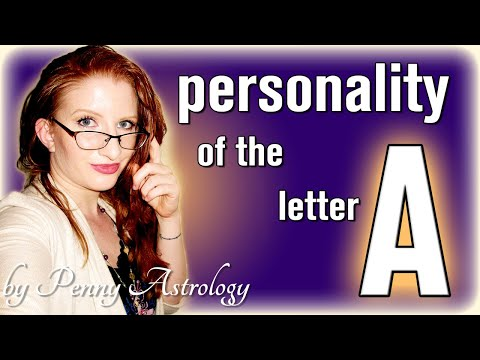 "The Letter ""A""! name meanings and symbolism"