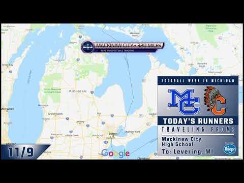 Fox Sports Detroit to kick off inaugural 'Football Week in Michigan Run' Friday | FOX Sports