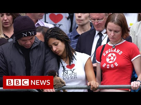 How the world reacted to the 9/11 terror attacks - BBC News