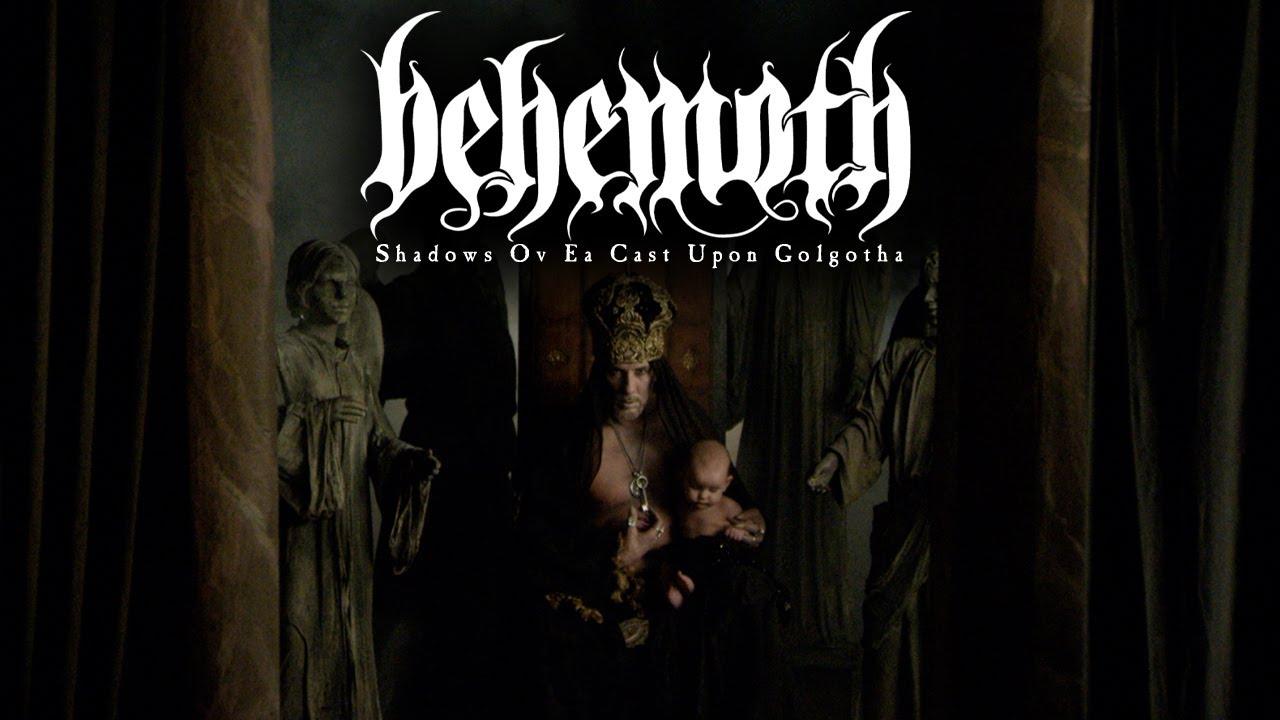 Nieuwe clips met o.a. Behemoth en Bloodred Hourglass