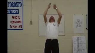 Bài tập Vỗ Tay 4 Nhịp lâu 60 phút, tốt cho bệnh tim, phổi, tuần hoàn, hô hấp