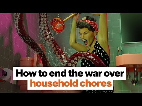 Chores cause conflict. Try managing them like this instead. | Gretchen Rubin