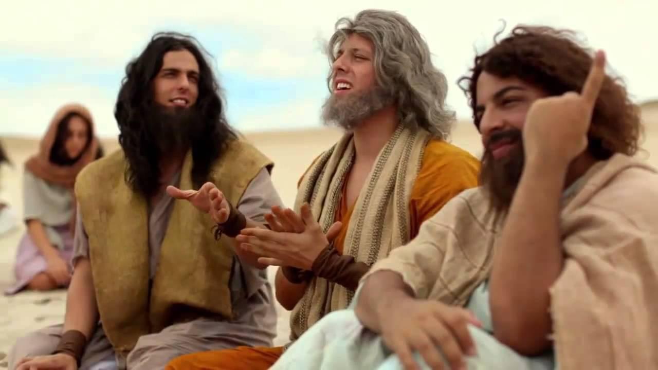 Moisés e os 10 Mandamentos