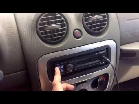 Jeep liberty sound system