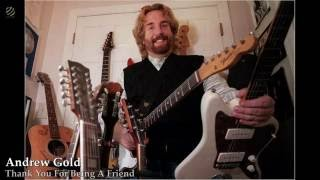 Andrew Gold - Thank You For Being A Friend [HQ]