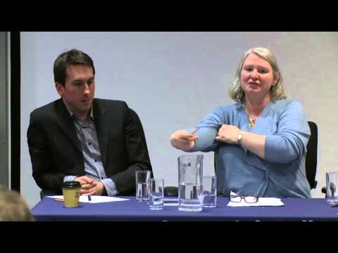 Privacy and the digital city panel discussion