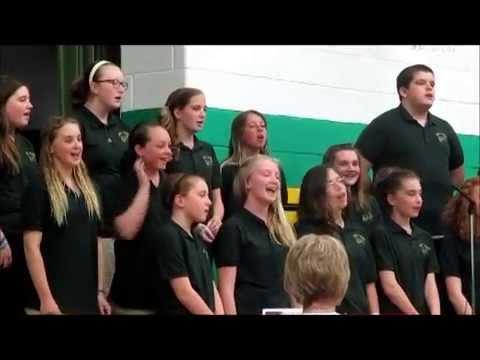 Odell Grade School Spring Concert April 24, 2014