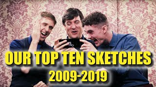 Our Top Ten Sketches 2009 - 2019 - Foil Arms and Hog