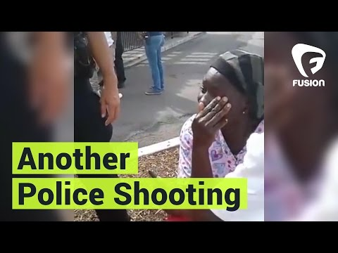 Police Shoot Unarmed Black Man Alfred Olango