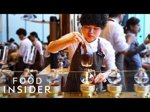 Inside The World's Biggest Starbucks In Japan