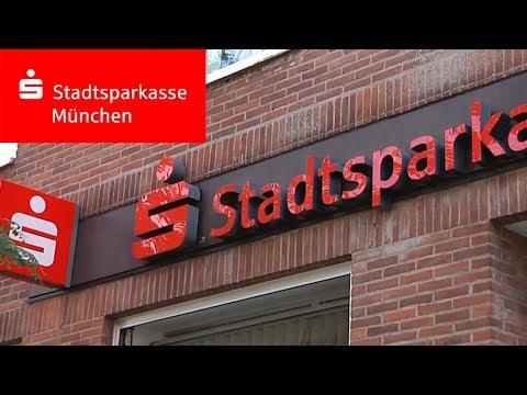 Das neue Filialnetz der Stadtsparkasse München