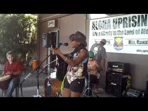 "Aloha Uprising:  ""Revolutionary"" Songs Support Hawaiian ""Freedom and Justice"" Activists"