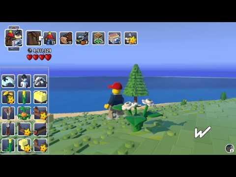 Oбзор на игру LEGO World