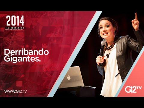 Derribando gigantes - Ps. Sara Castellanos