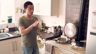 The Best Crispy Fried Chicken Wings Recipe You've Tasted By Theo Michaels Masterchef Uk 2014