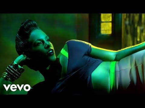 Alicia Keys - Girl On Fire (Inferno Remix - Official Video) ft. Nicki Minaj
