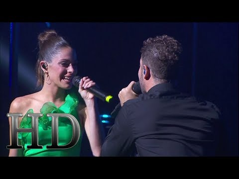 David Bisbal ~ Todo Es Posible Ft. Tini Stoessel (Teatro Real, Madrid) (Live) 2017 HD