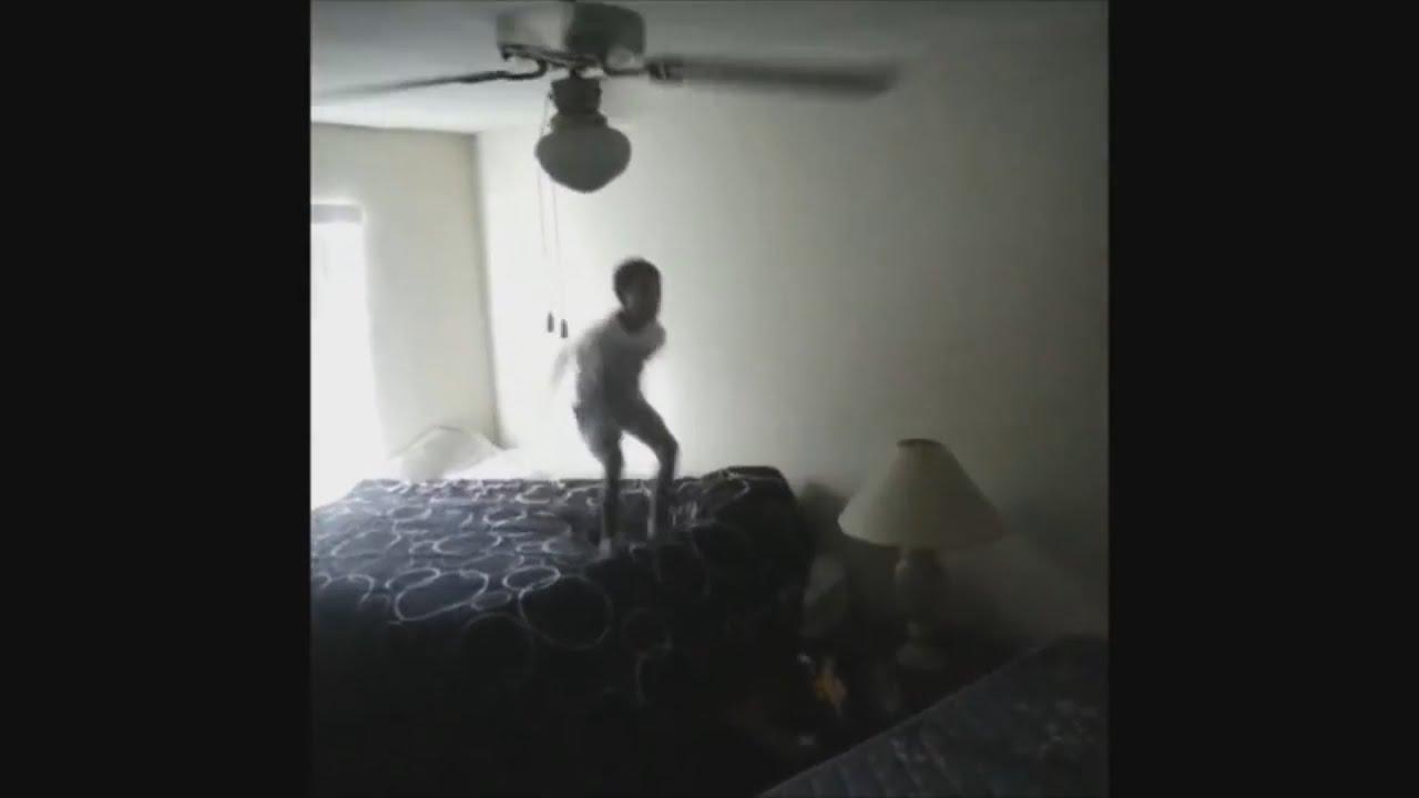Kid hits head on ceiling fan vine remix I m an albatraoz