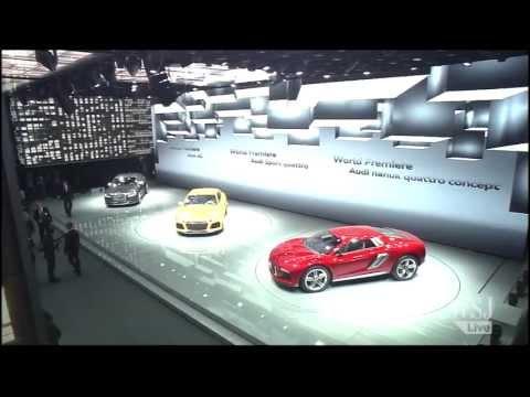 Audi Unveils New
