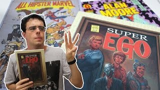 SUPER EGO | os super-heróis também precisam de ajuda
