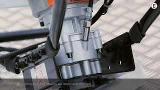 Bu gearbox soqol, augers