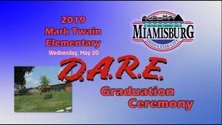 2019 Mark Twain D.A.R.E. Graduation