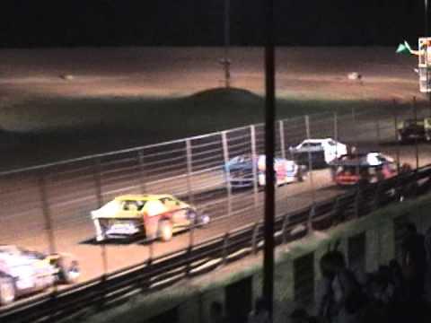 Champion Park Speedway 5/12 Feature Part 1