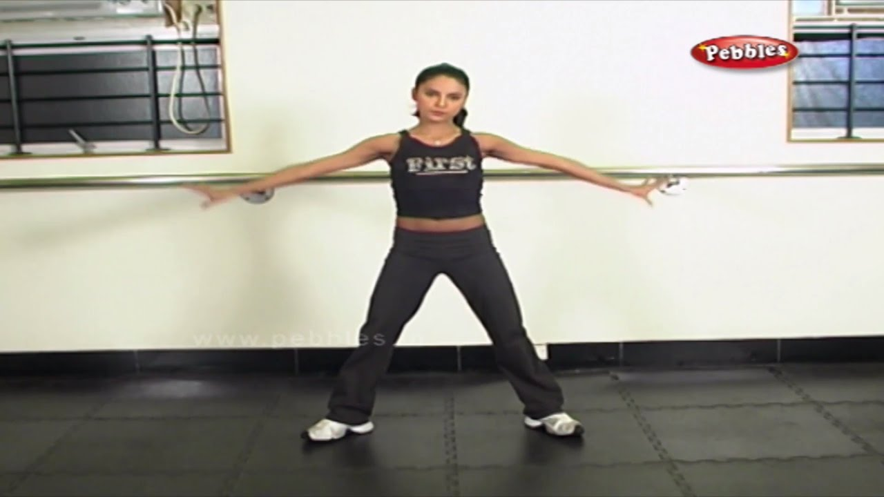 Home Workout For Women  Lose Weight Fast For Women  Aerobics Step By Step  Beginners