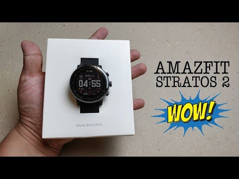 ПОЧЕМУ ОНИ САМЫЕ КРУТЫЕ: Amazfit Stratos/Pace 2 Smartwatch, всё что нужно знать перед покупкой!